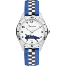 Garonne kids watch racecar Blue - 24324