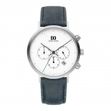 Danish Designwatch stainless Stainless steel chronograph - 22743