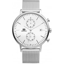 Danish Design heren horloge, chronograaf - 22803