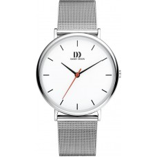 "Danish Design steel horloge ""CopenHagen"" - 23736"