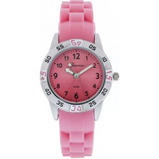 Garonne kids watch inicorn pink. - 24307