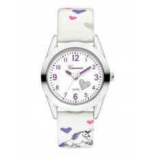 Garonne Kids watch unicorn purple - 24308