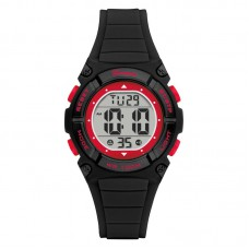 Garonne kids watch Sport Digital Black/Red - 24326