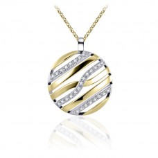 Gisser Gold Plated  collier - 24395