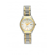 Olympic dames horloge bicolour - 23183