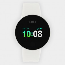 Oozoo smartwatches Android en IOS Wit/wit - 24198
