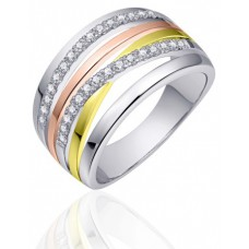 Ring Silver plated - 23483