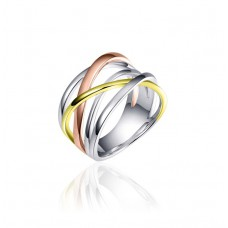 Ring Silver plated - 23490